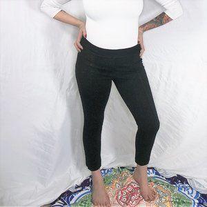 Calvin Klein Black Knit Pants